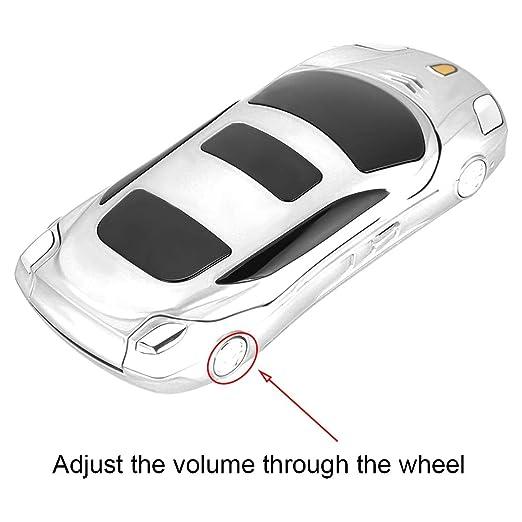 Amazon.com: Teléfono deportivo F15 Mini Flip Phone para ...