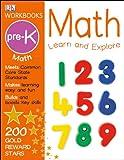 DK Workbooks: Math Grade Pre-K, DK Publishing, 1465417311