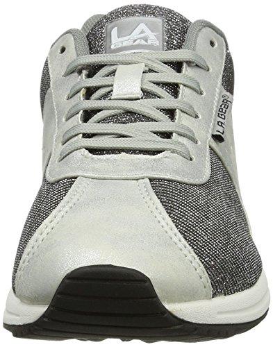 Monterey L Mujer 2 silver Gear Zapatillas Para Plateado a qSq6CrE