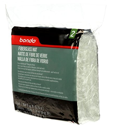how to use bondo fiberglass cloth