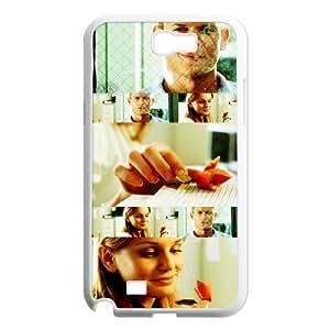 TOSOUL Prison Break 2 Phone Case For Samsung Galaxy Note 2 N7100 [Pattern-4]