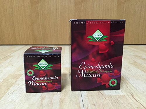 Epimedium Macun natural Paste (Horny Goat Weed official) 240gr for sexual wellness