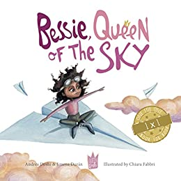 Bessie, Queen of the Sky by [Doshi, Andrea, Durán, Jimena]