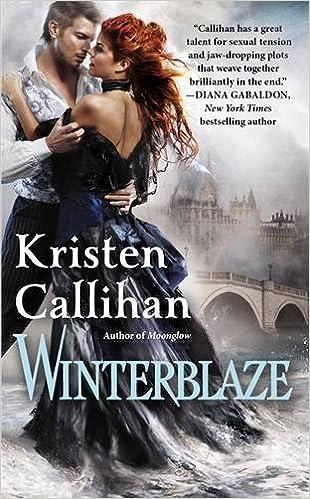 Winterblaze (Darkest London) by Kristen Callihan (2013-02-26)