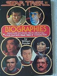 Star Trek II Biographies