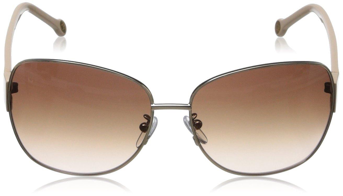 Amazon.com: Carolina Herrera SHE020 – 8 Fe cuadrado anteojos ...