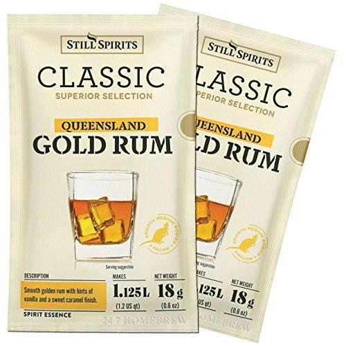 - Still Spirits Classic Queensland Gold Rum Premium Essence Flavours 2.25L