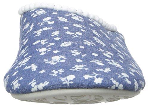Pantoufles Ditsy Femme Blue Bleu Hilary Vierge Bedroom Denim Athletics qFREx0pq