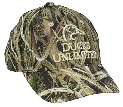 Mossy Oak Shadow Grass Hat - Outdoor Caps Ducks Unlimited Mossy Oak Shadow Grass Blades Hat