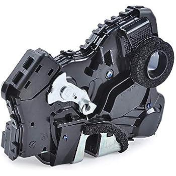 SCITOO Power Door Lock Actuators Front Right Door Latch Replacement Fits For2007-2016 Lexus 2008-2016 Scion 2006-2016 Toyota 6903006200 690300C050 6903042230