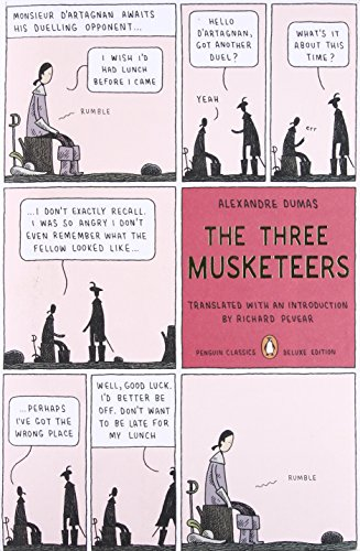 The Three Musketeers (Penguin Classics Deluxe Edition)
