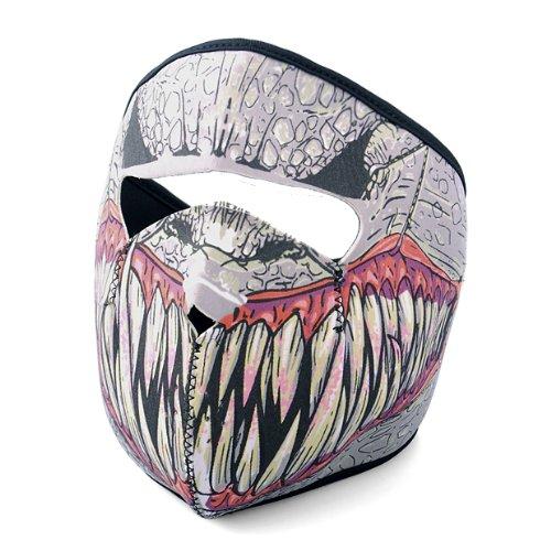 New Neoprene Lethal Threat Jester Face Mask