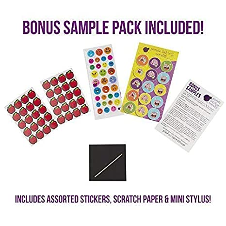 Amazon.com: Paquete de bufandas para galaxia de mariquitas ...