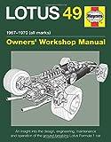 Lotus 49 Manual (Haynes Owners Workshop Manual)