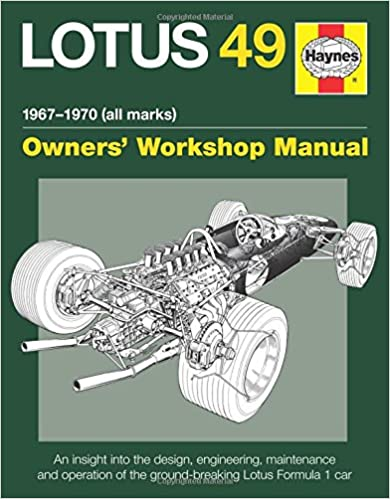 =HOT= Lotus 49 Manual 1967-1970 (all Marks): An Insight Into The Design, Engineering, Maintenance And Operation Of Lotus's Ground-breaking Formula 1 Car (Haynes Owners Workshop Manual). because pagina systems Olgas School