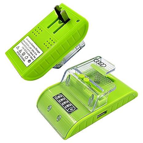 Cargador de batería universal para teléfonos móviles ...