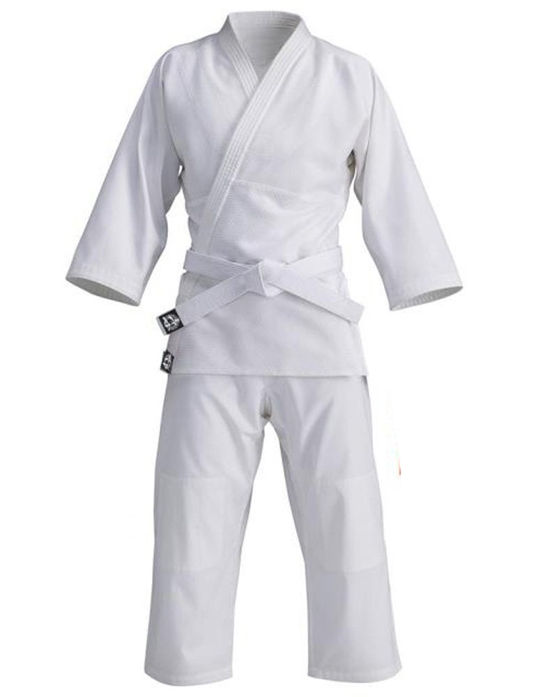 J-beauty Judo Thickness Weave Gi Uniform with Free Belt (Size 3(5'4''-5'8''))