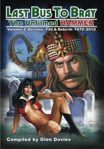 Download Last Bus to Bray: The Unfilmed Hammer (Volume 2) ebook