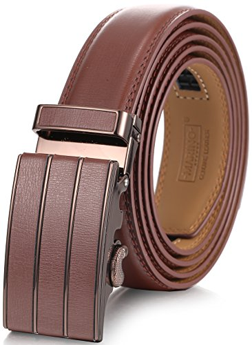 Marino Genuine Leather Automatic Enclosed