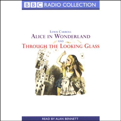Bargain Audio Book - Alice in Wonderland   Through the Looking