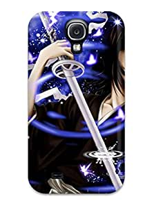 New SuzanneW Super Strong Bleach Tpu Case Cover For Galaxy S4