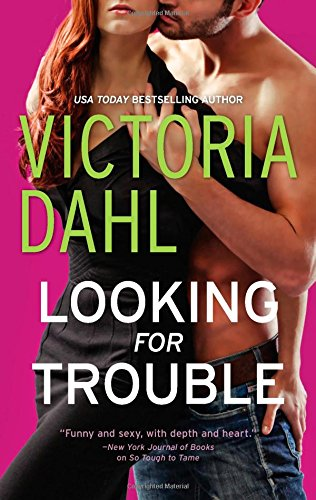 book cover of Looking for Trouble