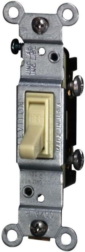 Leviton Mfg Co Inc 02651-02I featured image 1