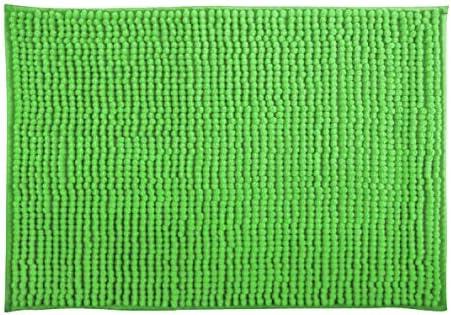 MSV badmat Oruga 40 x 60 cm Basil groen 40 x 60 cm