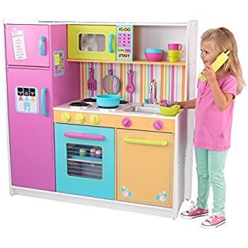 Etonnant KidKraft Deluxe Big U0026 Bright Kitchen