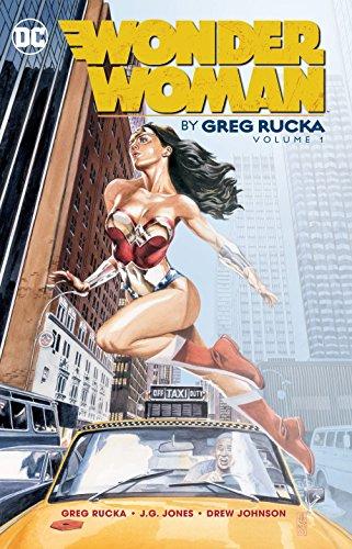 Wonder Woman By Greg Rucka Vol. -