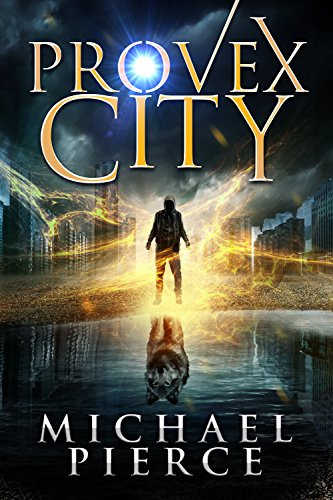 Provex City (Lorne Family Vault Book 1)