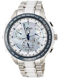 SEIKO ASTRON Men's Watch Solar GPS satellite radio correction /Sapphire glass/ 10 ATM water resistant SBXB039