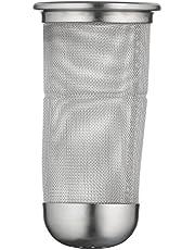 WMF Zeefinzetstuk SmarTea Cromargan roestvrij staal 18/10, vaatwasmachinebestendig.
