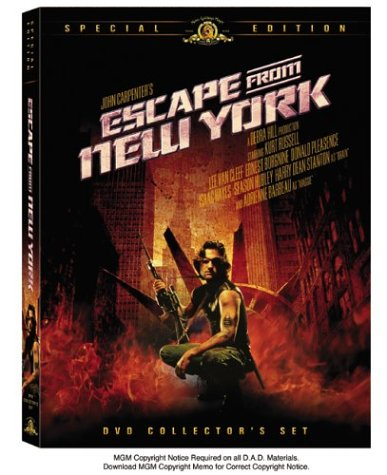 Escape from New York (Special Edition) -