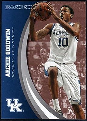 MultiSport MultiSport 2016 Panini Kentucky Wildcats #34 Archie Goodwin