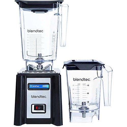 Blendtec Pro 750 Blender with WildSide+ and Mini WildSide+ Jars