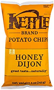 Kettle Chips, Honey Dijon, 142g