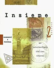 Insieme! is a content and communication-based interactive text designed for intermediate students of Italian. It combines a streamlined grammar review with readings varying from authentic materials, Italian newspapers and magazines, to short ...