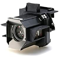 Emazne ELPLP39/PL-293 Projector Replacement Compatible Lamp With Housing For Epson EMP TW1000 Epson V11H289020 Epson EMP TW2000 Epson EMP TW700 Epson EMP TW980 Epson Home Cinema 1080