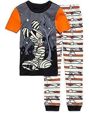 Collection Mickey Mouse Halloween Pajama Set