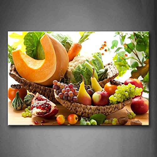 fruit and vegetables picture - 1