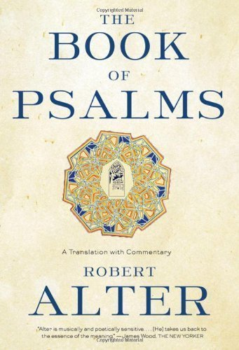 Book Of Psalms, The by Robert Alter (Sep 22 - 22 Alta