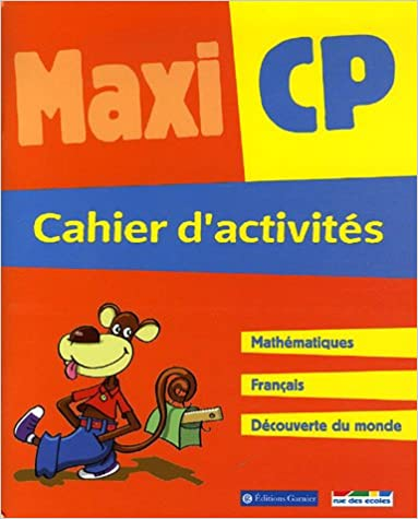 Lire Maxi CP pdf ebook