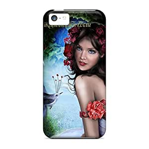 Diy iphone 5 5s case Awesome Design Sweet Princess Roses Hard Case Cover For iPhone 5 5S