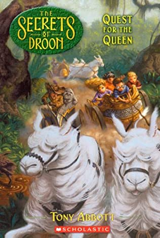 book cover of Quest for the Queen