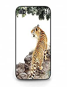 Personalized Retro Ink Theme Fit iPhone 5 5S Plastic Cover