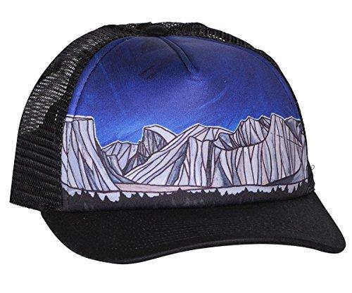 Kid's Trucker Hats - Bristlecone Designs (Yosemite - - Stores Hut Watch
