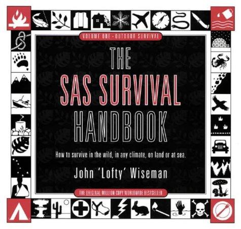 SAS Survival Handbook, Wiseman, John