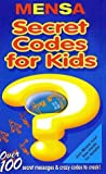 Secret Codes for Kids, Robert Allen, 043910842X