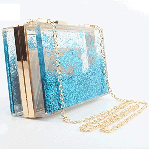 7 pour Bleu Pochette Mangetal Unique Femme Taille Color n7Tw8gqw